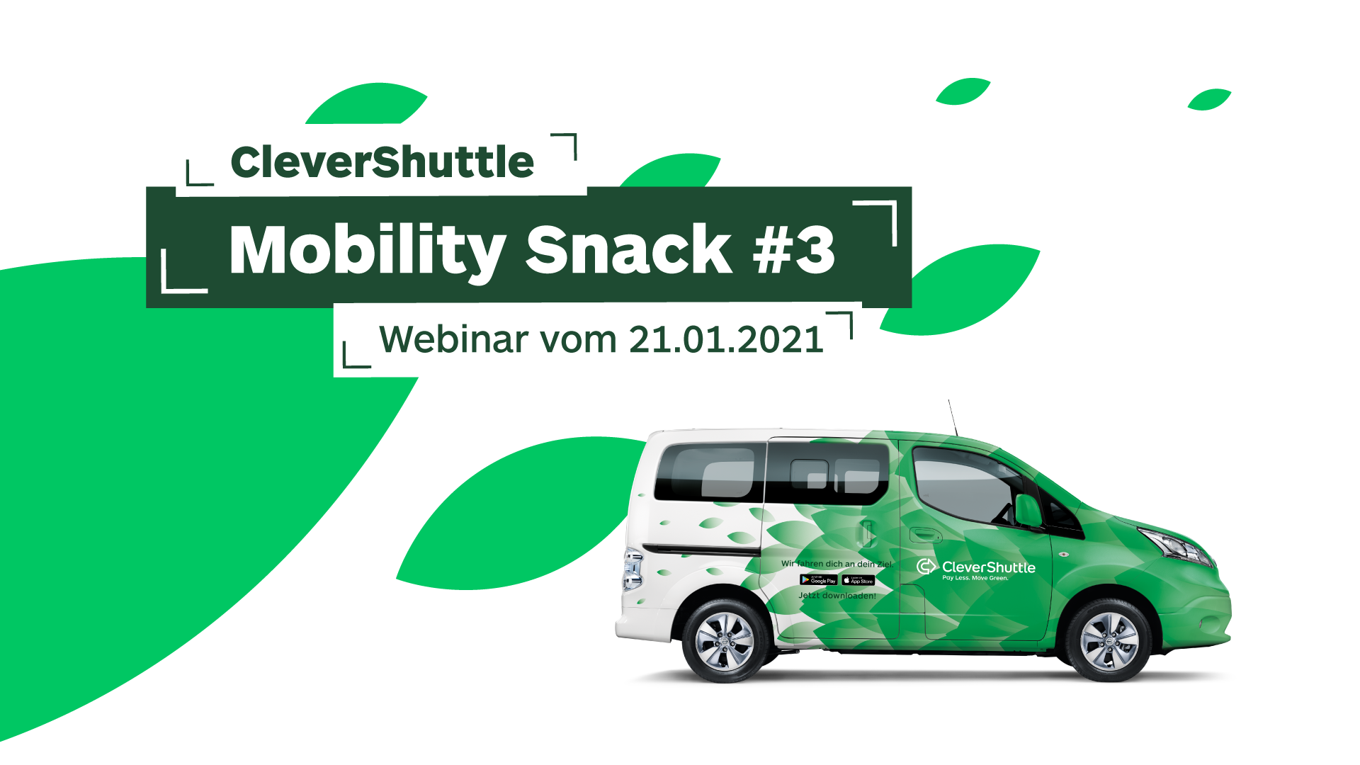 Clever Shuttle Mobility Snack 3